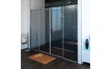 DRAGON sprchové dvere 1800mm, číre sklo