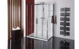 LUCIS LINE sprchová bočná stena 1000mm, číre sklo
