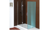 LEGRO sprchové dvere 1100mm, číre sklo