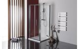 LUCIS LINE sprchová bočná stena 900mm, číre sklo