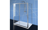 EASY LINE viacstenné sprchovací kút 1300x1000mm, L / P variant, číre sklo