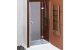 LEGRO sprchové dvere do niky 1100mm, číre sklo