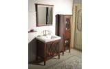 Kúpeľňový set CROSS 75, mahagón