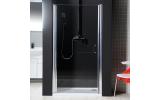 ONE sprchové dvere do niky 1000 mm, číre sklo